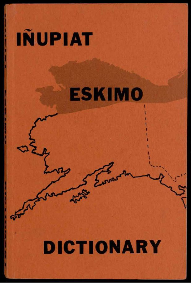 Inupiaq_dictionary_1970