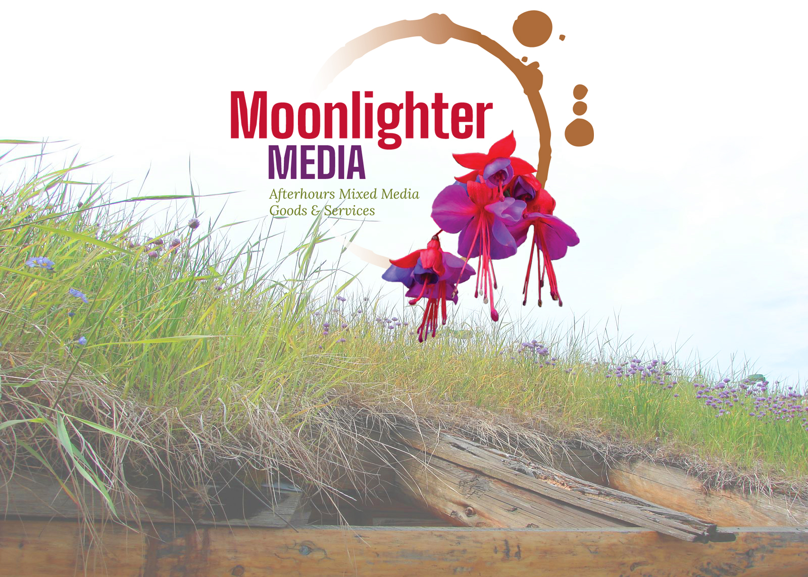 Moonlighter Media - mixed media goods and services